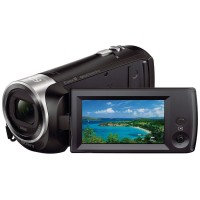 Цифр. видеокамера HDV Flash Sony Handycam HDR-CX405 Black <укр>