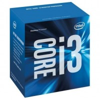 Intel Core i3 6100 3.7GHz (3MB, Skylake, 51W, S1151) Box (BX80662I36100)