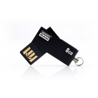 USB  8GB GOODRAM UCU2 (Cube) Black (UCU2-0080K0R11)
