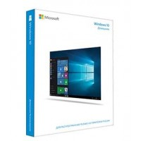 Microsoft Windows 10 Home 32/64-bit Russian 1 ПК USB RS (KW9-00502)