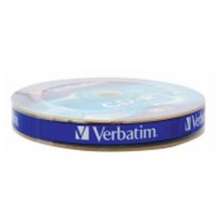 CD-R Verbatim (43725) 700MB 52x Shrink, 10шт Extra