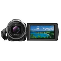 Цифр. видеокамера HDV Flash Sony Handycam HDR-CX625 Black <укр>