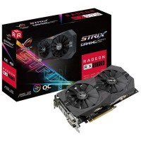 AMD Radeon RX 560 4GB GDDR5 Strix Gaming OC Asus (ROG-STRIX-RX560-O4G-GAMING)