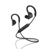 Bluetooth гарнитура Edifier W296BT Black