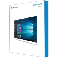 Microsoft Windows 10 Home 32/64-bit Ukrainian 1 ПК USB RS (KW9-00510)