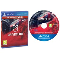Игра DriveClub для Sony PlayStation 4, Russian version, Blu-ray (9422976)