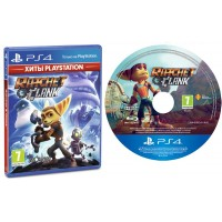 Игра Ratchet & Clank для Sony PlayStation 4, Russian version, Blu-ray (9426578)