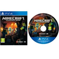 Игра Minecraft. Playstation 4 Edition для Sony PlayStation 4, Russian version, Blu-ray (9440611)