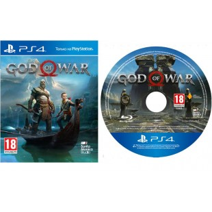 Игра God of War для Sony PlayStation 4, Russian version, Blu-ray (9358671)