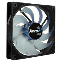 Вентилятор Aerocool Motion 12 Plus Blue LED 120мм, 3-pin, 4-pin