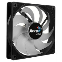 Вентилятор Aerocool Motion 12 Plus White LED 120мм, 3-pin, 4-pin