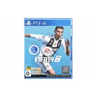 Игра FIFA2019 для Sony PlayStation 4, Russian version, Blu-ray (8121911)