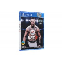 Игра UFC 3 для Sony PlayStation 4, Russian version, Blu-ray (3121596)
