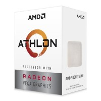 AMD Athlon 220GE 3.4GHz (5MB, Zen, 35W, AM4) Box (YD220GC6FBBOX)